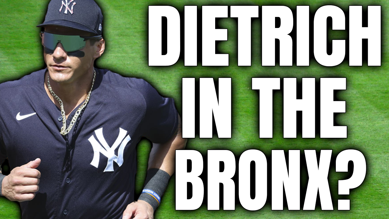 Picture for The Yankees Should Give Derek Dietrich An Opportunity To Shine