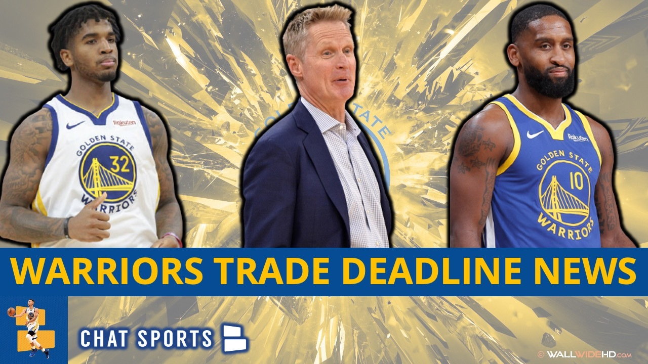 Picture for (VIDEO) Warriors Trade Brad Wanamaker & Marquese Chriss To Create 2 Roster Spots For Buyout Market